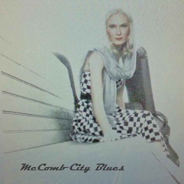McComb City Blues cover art