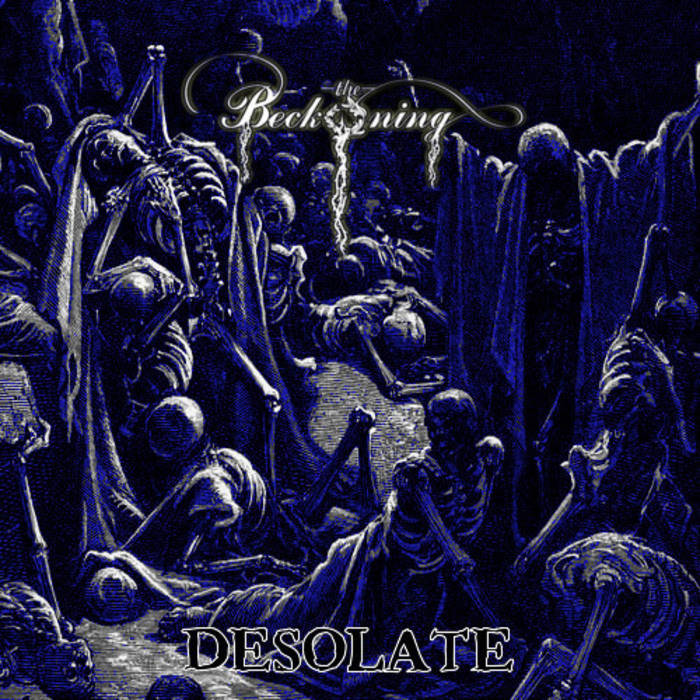Desolate cover art