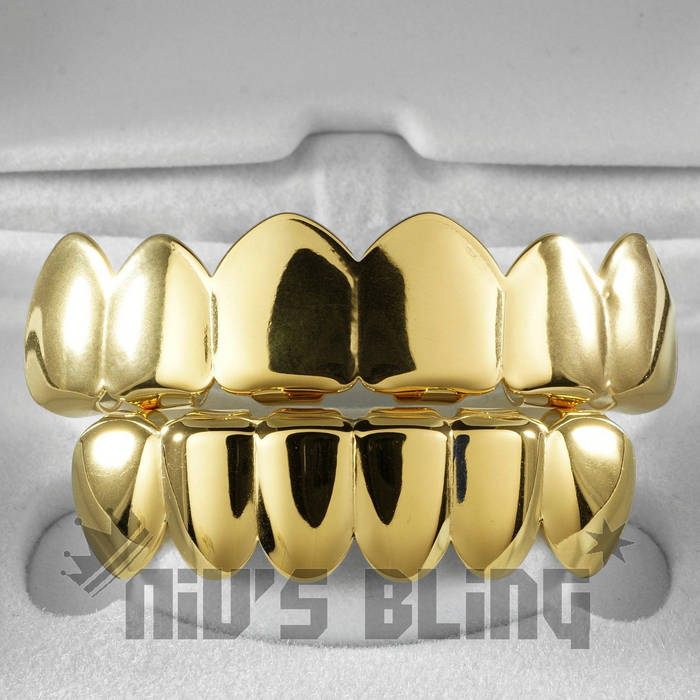 Grillz and Gold Teeth For Sale cover art