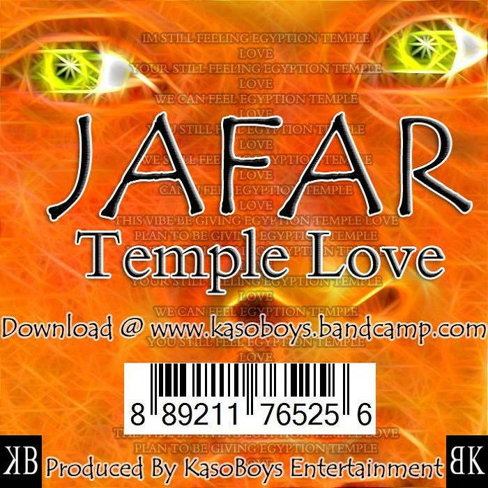 Temple Love By Kasoboys and Jafar cover art