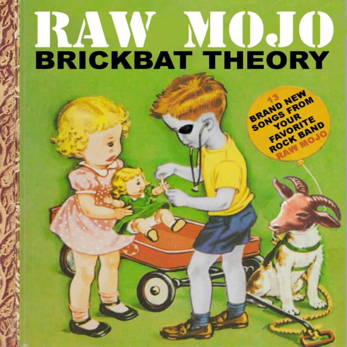 Brickbat Theory cover art