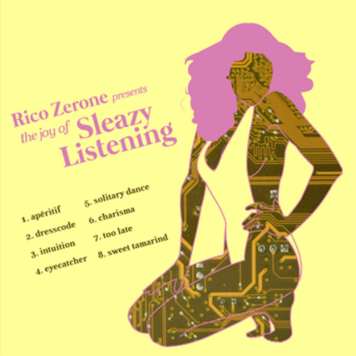 The Joy Of Sleazy Listening cover art