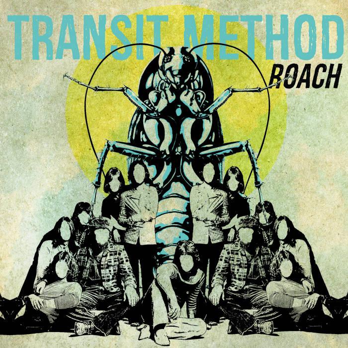 Roach cover art