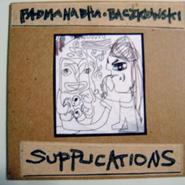SUPPLICATIONS cover art
