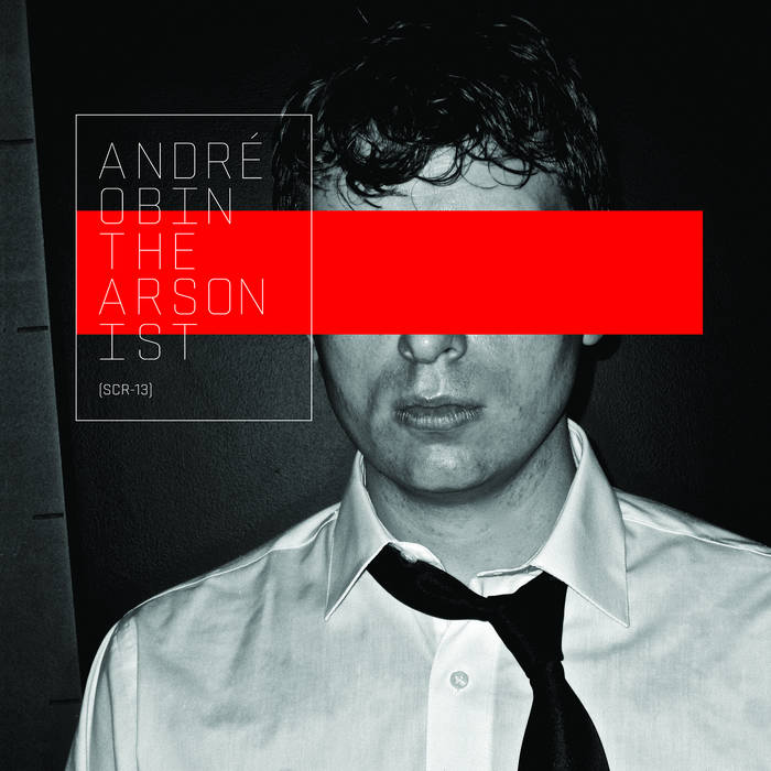 The Arsonist cover art