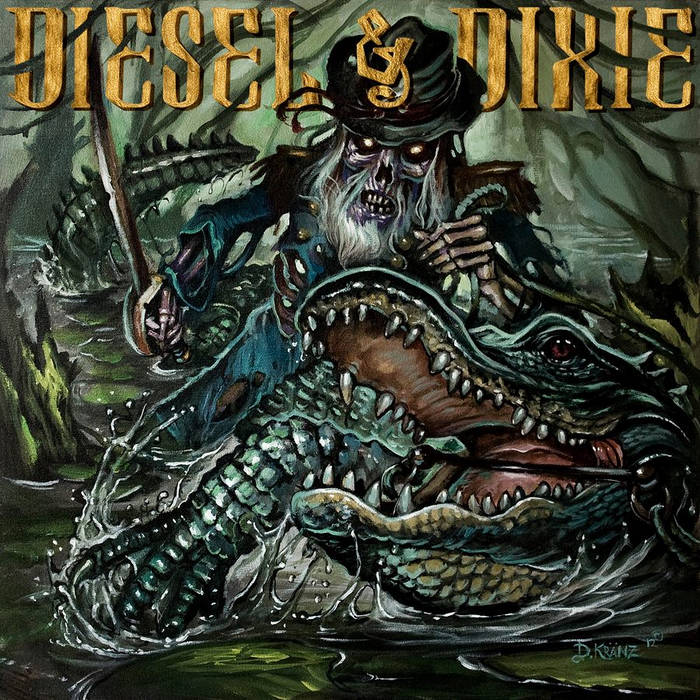 Diesel & Dixie EP cover art