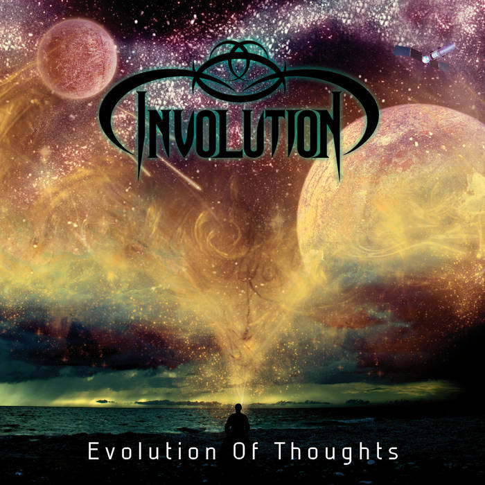 Evolution Of Thoughts cover art