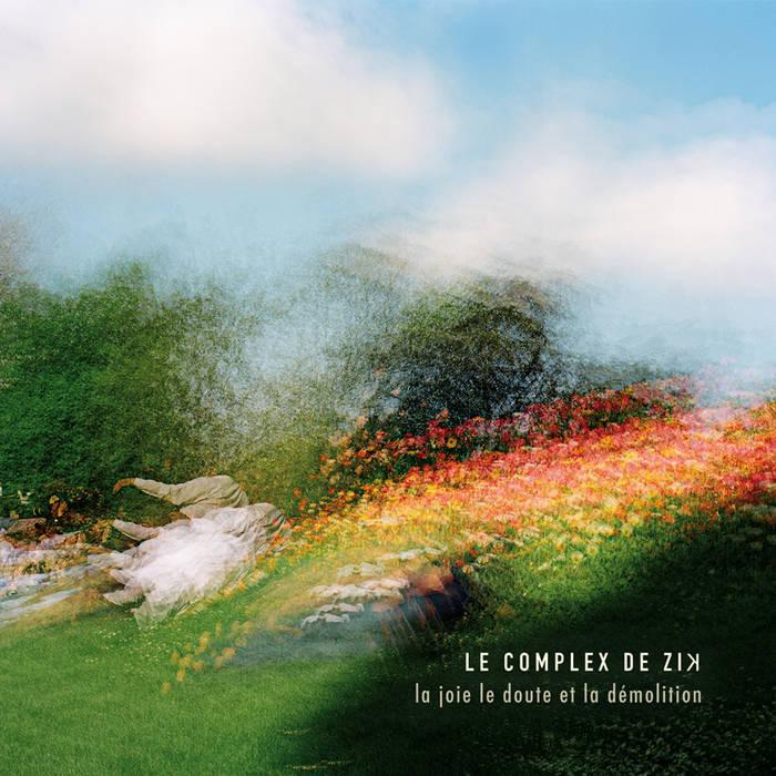 La joie le doute la démolition cover art
