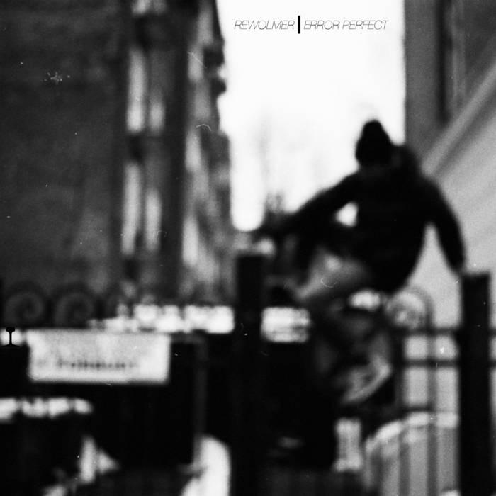 Error Perfect EP cover art