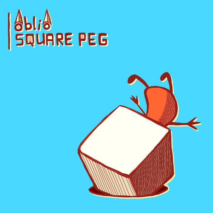 Square Peg cover art