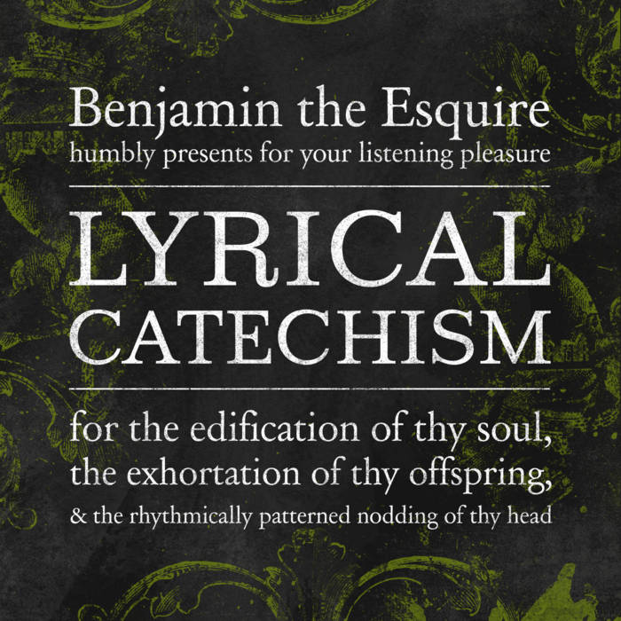 Lyrical Catechism cover art