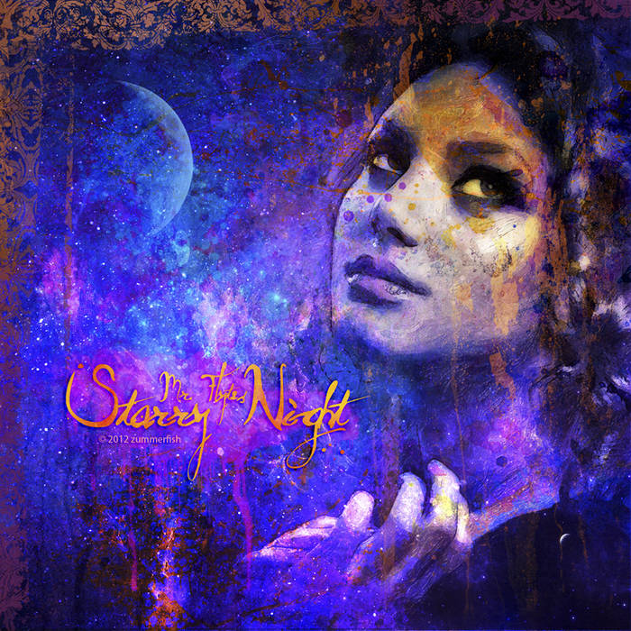 Starry Nights & Bright Skies cover art