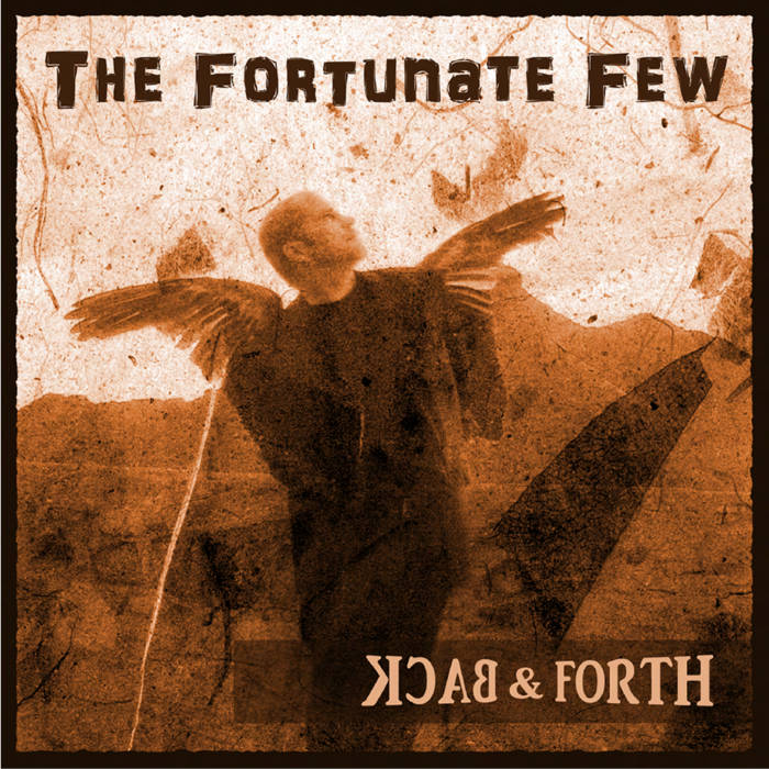 Back and Forth cover art