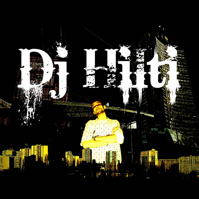 DJ HILTI - Bang That Sh*t. EP cover art