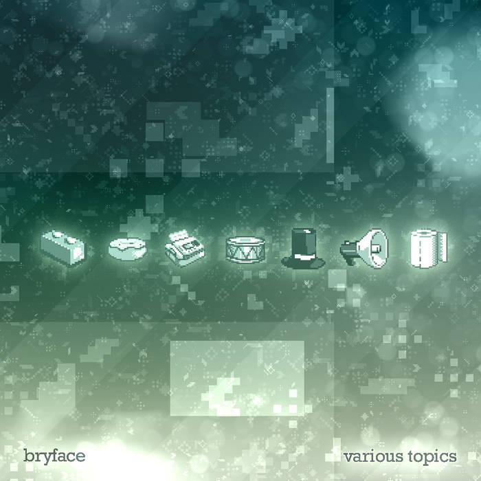 VARIOUS TOPICS cover art