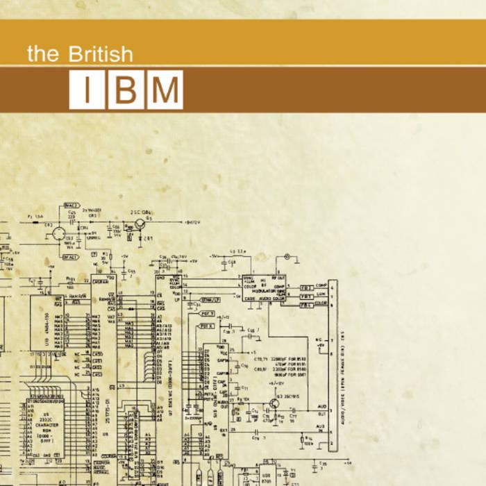 the British IBM cover art