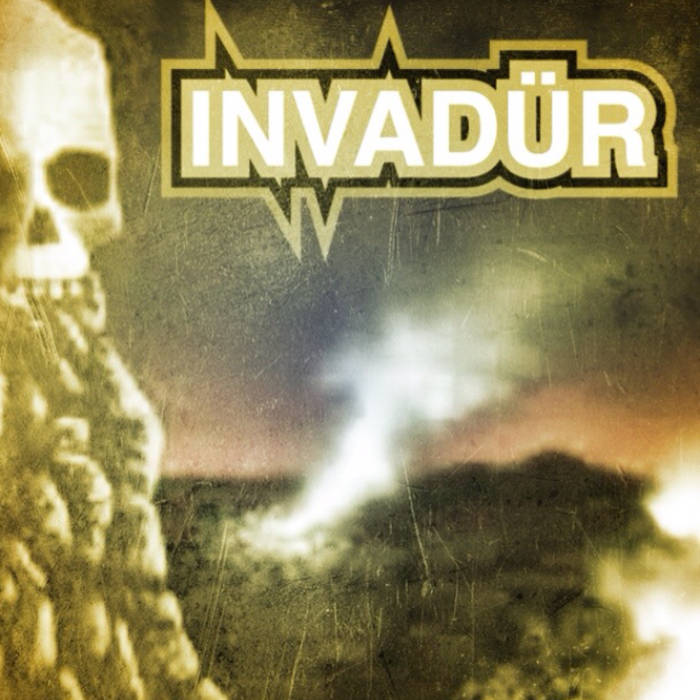 INVADUR cover art