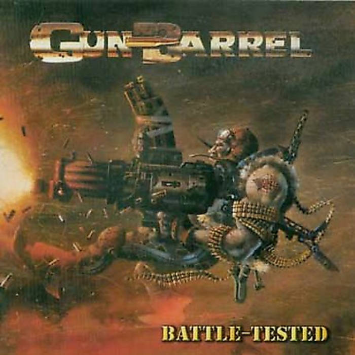 Battle-Tested cover art