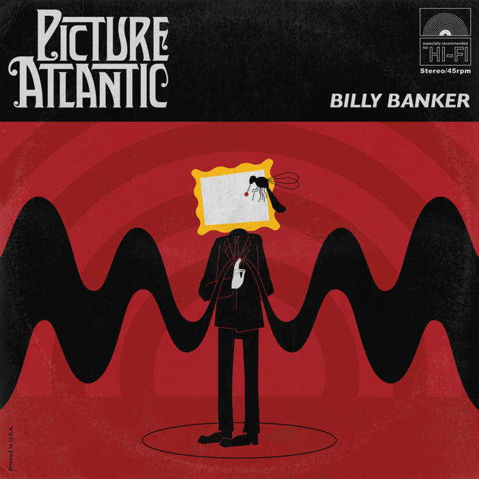 Billy Banker cover art