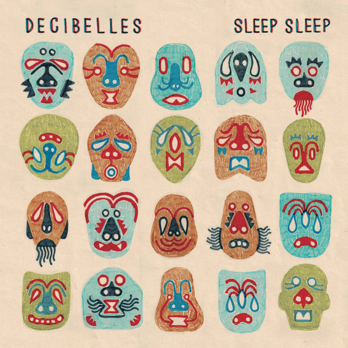 SLEEP SLEEP cover art