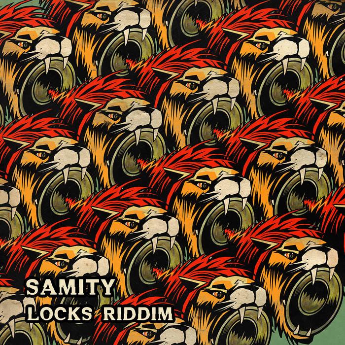 Locks Riddim cover art