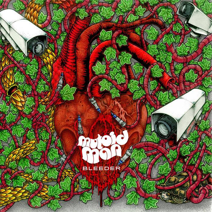 Bleeder cover art