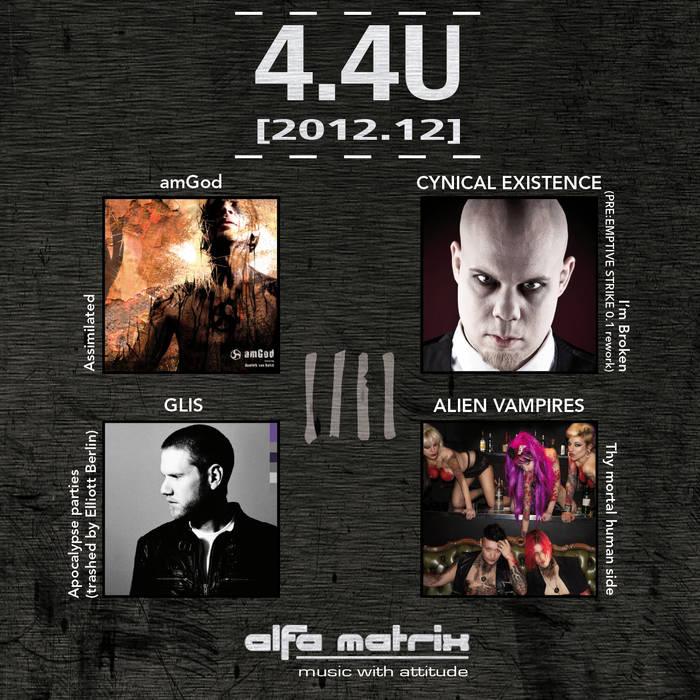 4.4U [2012.12] cover art
