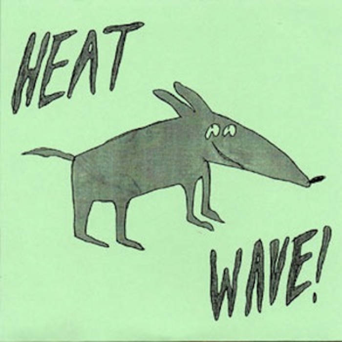 HEAT WAVE! cover art