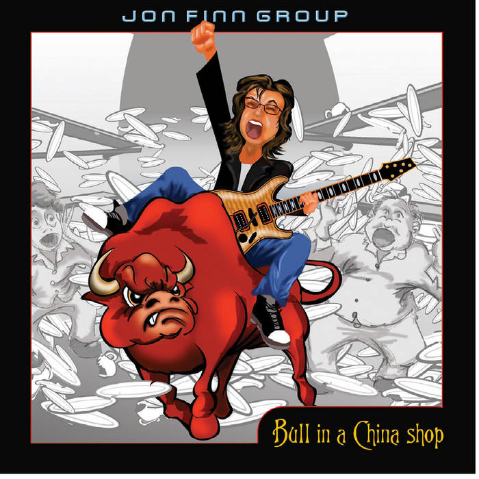 Bull in a China Shop cover art