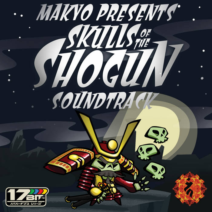 Skulls of the Shogun Soundtrack cover art