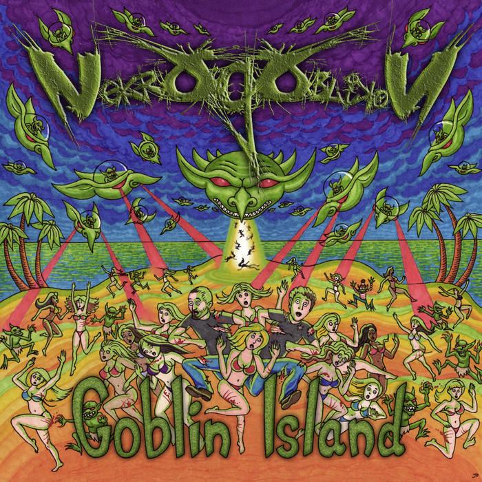Goblin Island cover art