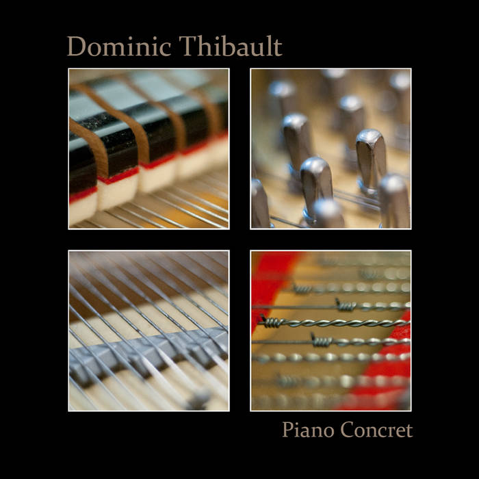 Piano Concret cover art