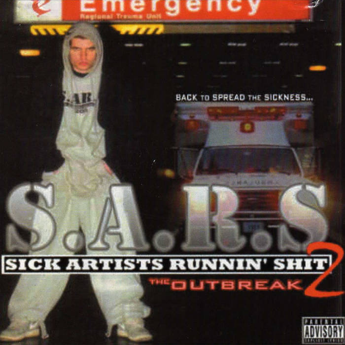 SARS 2 - THE OUTBREAK FT. TALKSICK cover art
