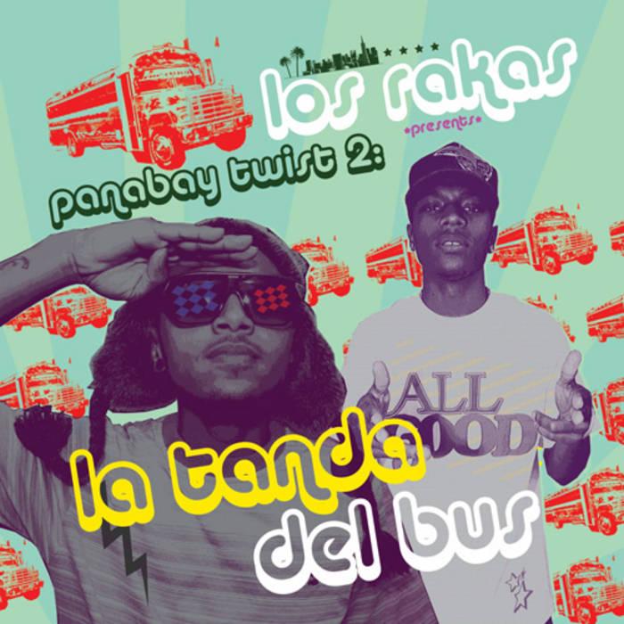 P.B.T. 2: La Tanda Del Bus cover art