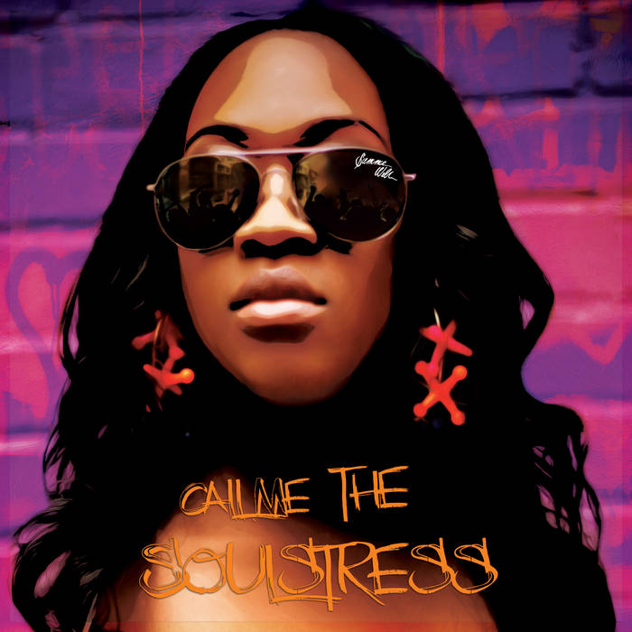 Call Me The Soulstress cover art