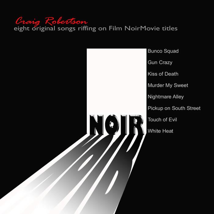 Noir cover art