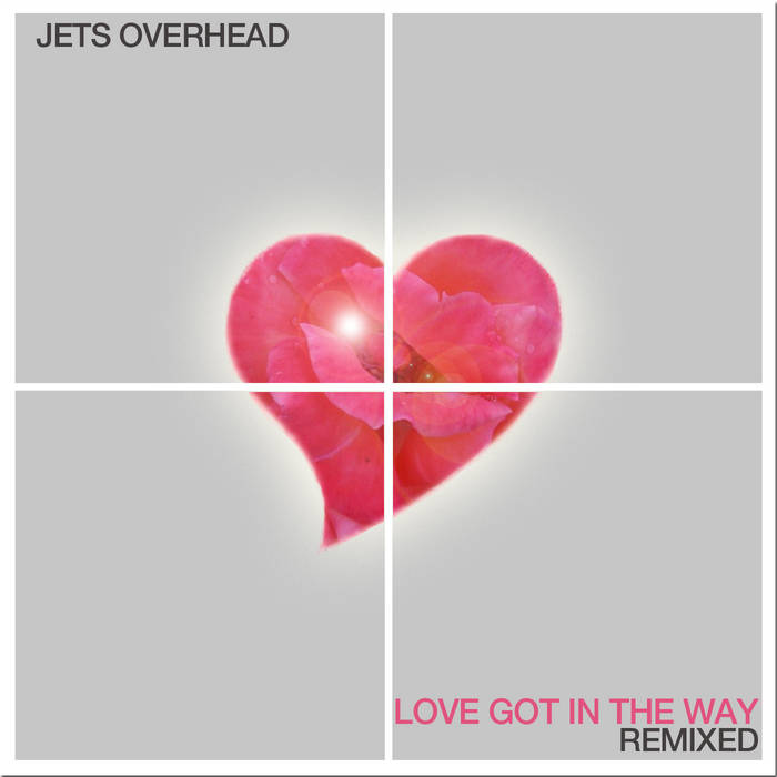 Love Got in the Way Remixed cover art