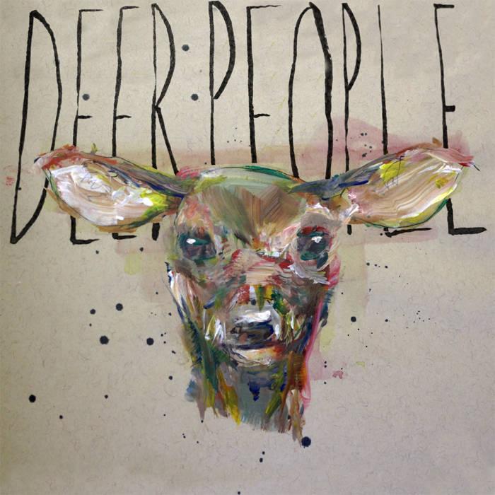 DEERPEOPLE EP cover art