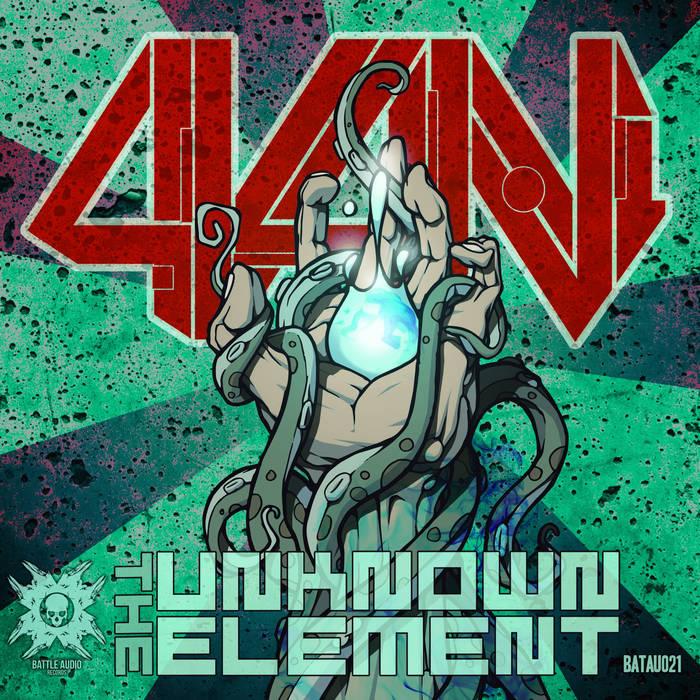 AKANI - The Unkn0wn Element [BATAU021] cover art