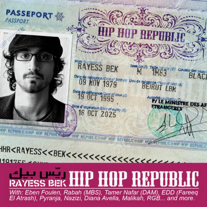 Hip Hop Republic cover art