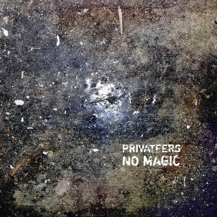 No Magic EP cover art