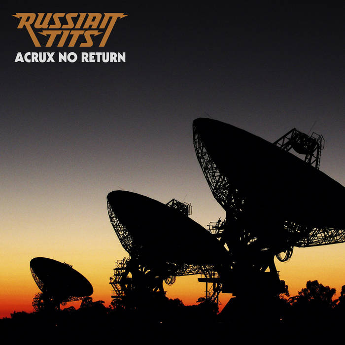 Acrux No Return cover art
