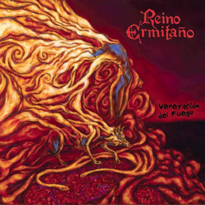 Veneración del Fuego cover art