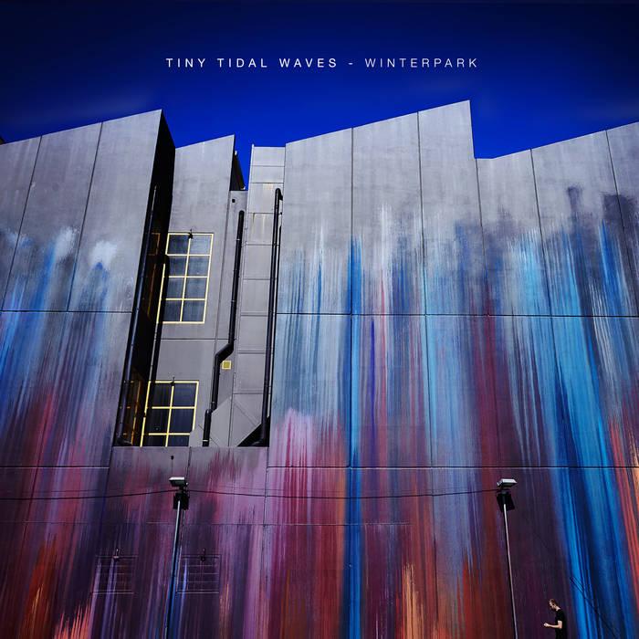 Tiny tidal waves cover art