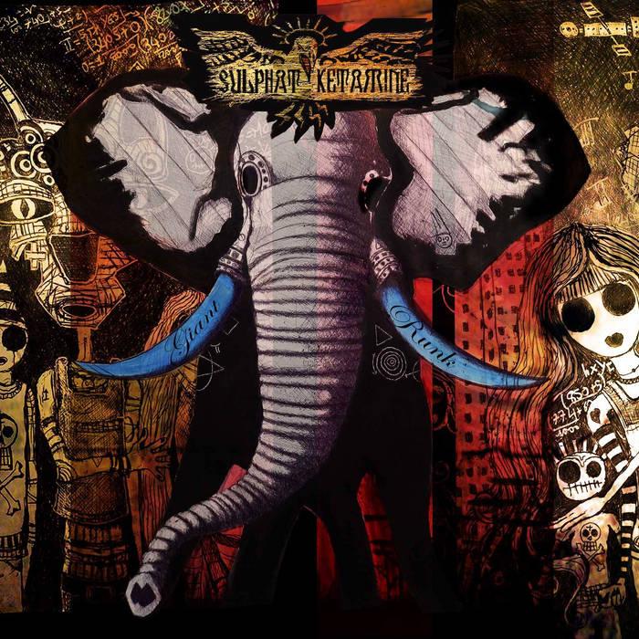 Giant Runk cover art