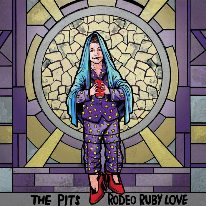 The Pits cover art