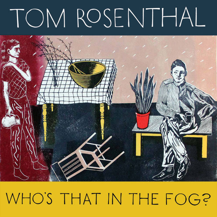 Who's That In The Fog? cover art