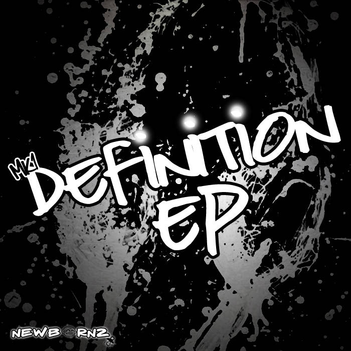 The Definition EP cover art