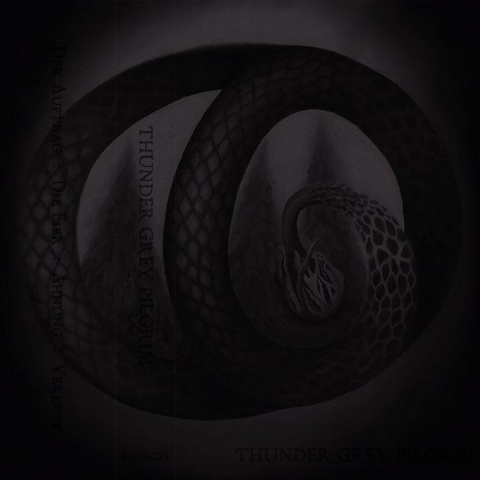 Thunder Grey Pilgrim cover art
