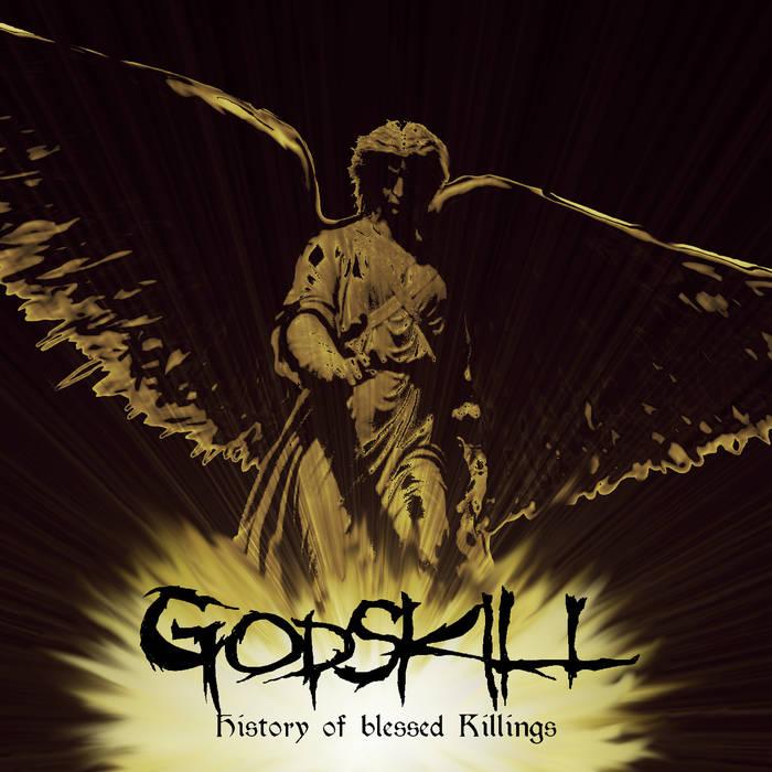 History of blessed killings cover art